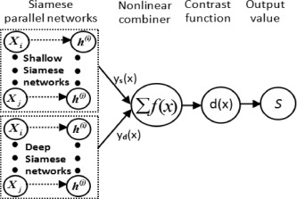 Software defect prediction via cost-sensitive Siamese parallel fully