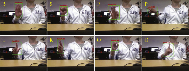 hand detection and localization
