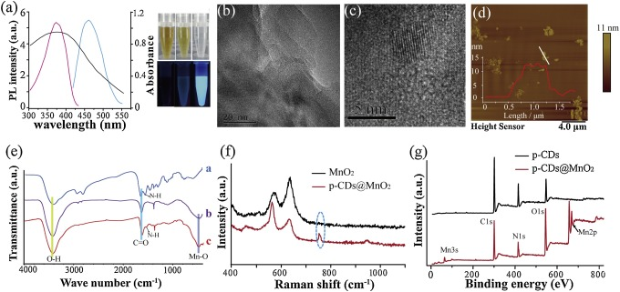 Development of a fluorescence immunoassay for highly sensitive