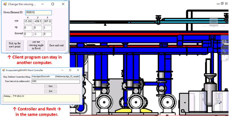 Building information modeling services reuse for facility management