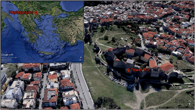 Combined application of GPR and ERT for the assessment of a