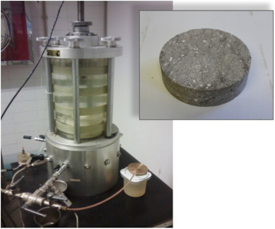 Petrophysical characterization of carbonates (SE of Spain) through