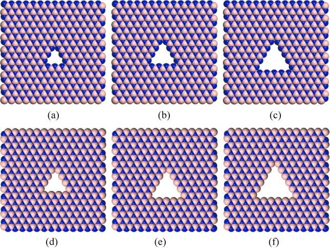 Understanding The Water Permeability And Cu2 Removal Capability Of Two Dimensional Nanoporous Boron Nitride Sciencedirect