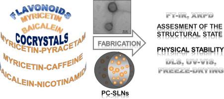 Engineering of phosphatidylcholine-based solid lipid nanocarriers