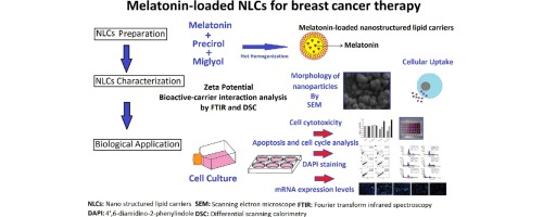 Breast cancer and melation