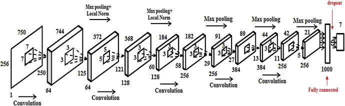 Lung sounds classification using convolutional neural
