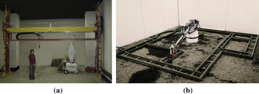 Cementitious materials for construction-scale 3D printing