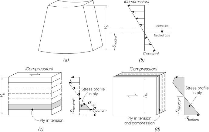 Strength modelling of Laminated Veneer Lumber (LVL) beams