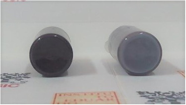 Smart reversible thermochromic mortar for improvement of