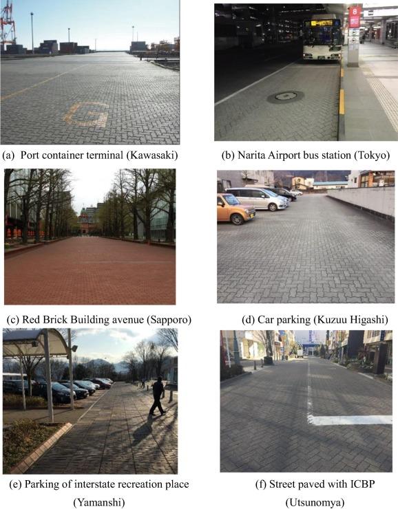 State-of-the-art of interlocking concrete block pavement