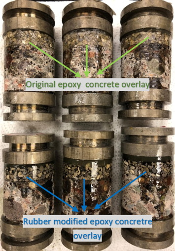 Mechanical and durability performance evaluation of crumb