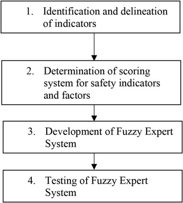 Integrating fuzzy expert system and scoring system for safety