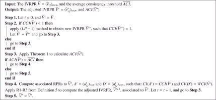 Average-case consistency measurement and analysis of