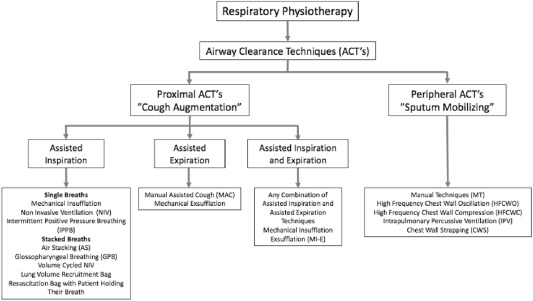 airway clearance techniques in neuromuscular disorders a state of