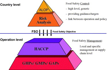 Food safety objective: An integral part of food chain management
