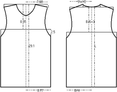 Clothing Pattern Design | The Development Of An Intelligent System For Customized Clothing