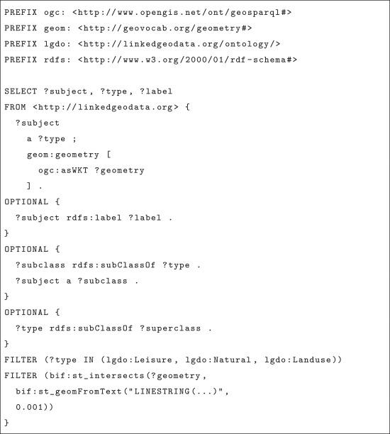 FrameSTEP: A framework for annotating semantic trajectories based on