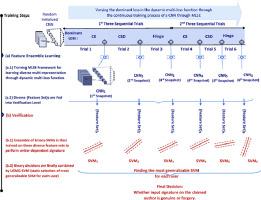 Multi-representational learning for Offline Signature Verification