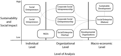 Achieving sustainability through Schumpeterian social