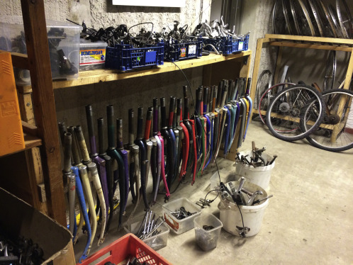 Bike Kitchens Spaces For Convivial Tools Sciencedirect