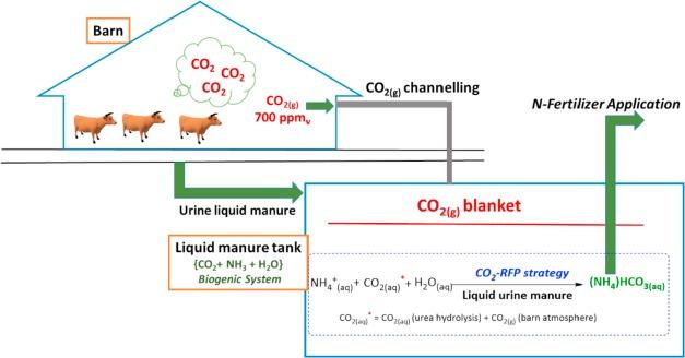 The Carbon Dioxide-Rumen Fermentation Processes-strategy, a proposal