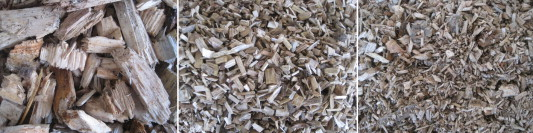 The influence of drum chipper configuration on the quality of wood on ar wood, no wood, bg wood, my wood, mr wood, ax wood, ms wood, post wood,