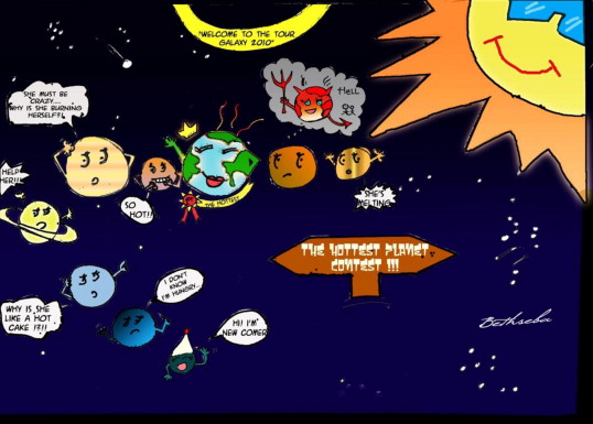 Earthworks The Geopolitical Visions Of Climate Change Cartoons