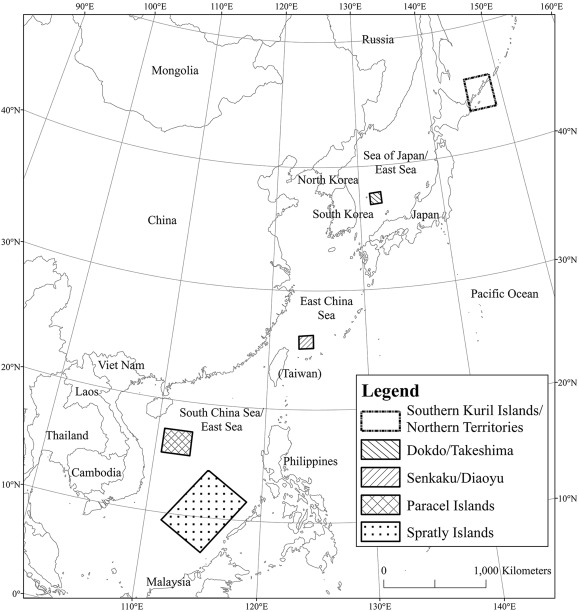 Eastern Asias Revitalization Of The State Ideal Through Maritime