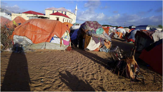 War and city-making in Somalia: Property, power and disposable lives