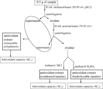 Updated Methodology To Determine Antioxidant Capacity In Plant Foods