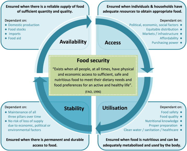 The bushmeat and food security nexus: A global account of