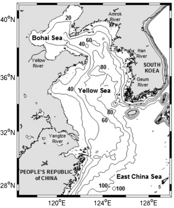 The Physical Processes In The Yellow Sea Sciencedirect