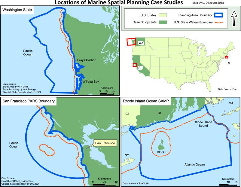 Achieving integration in marine governance through marine
