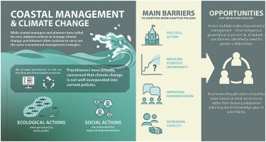 Barriers and opportunities for social-ecological adaptation
