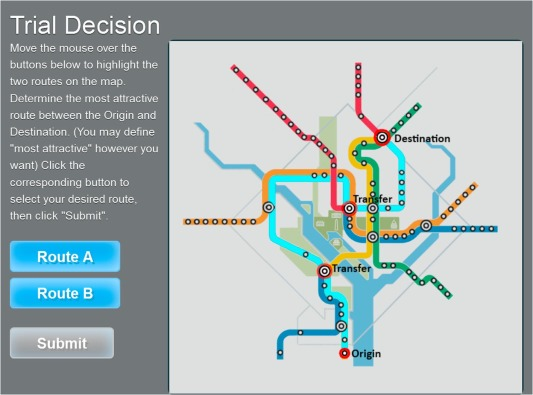 Redesigning subway map to mitigate bottleneck congestion: An