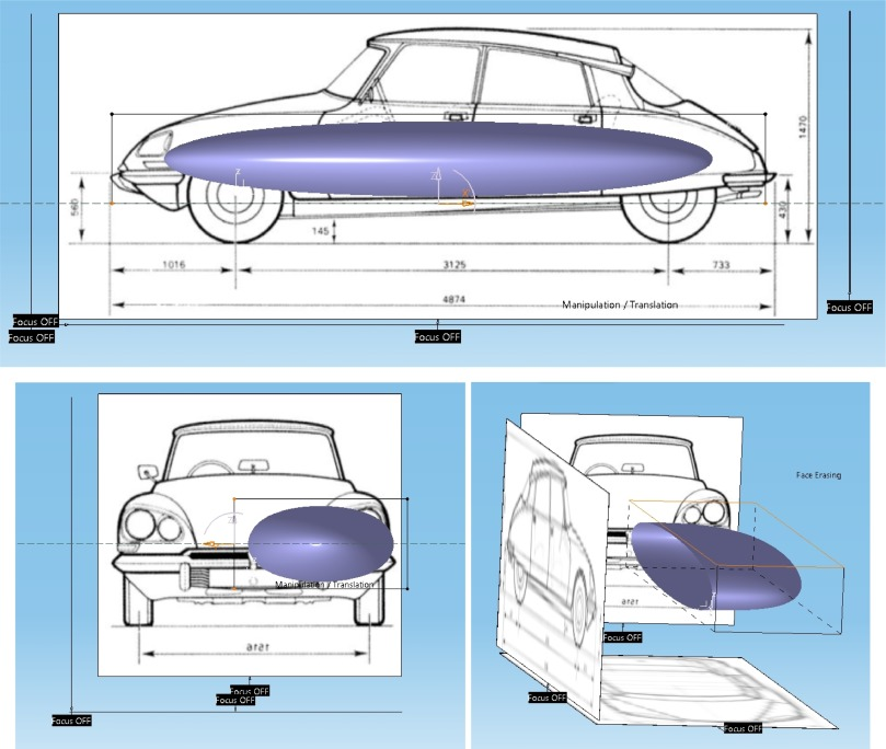 Design Of Experimental Vehicle Specified For Competition Shell Eco
