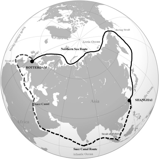 The Northern Sea Route: A Comprehensive Analysis