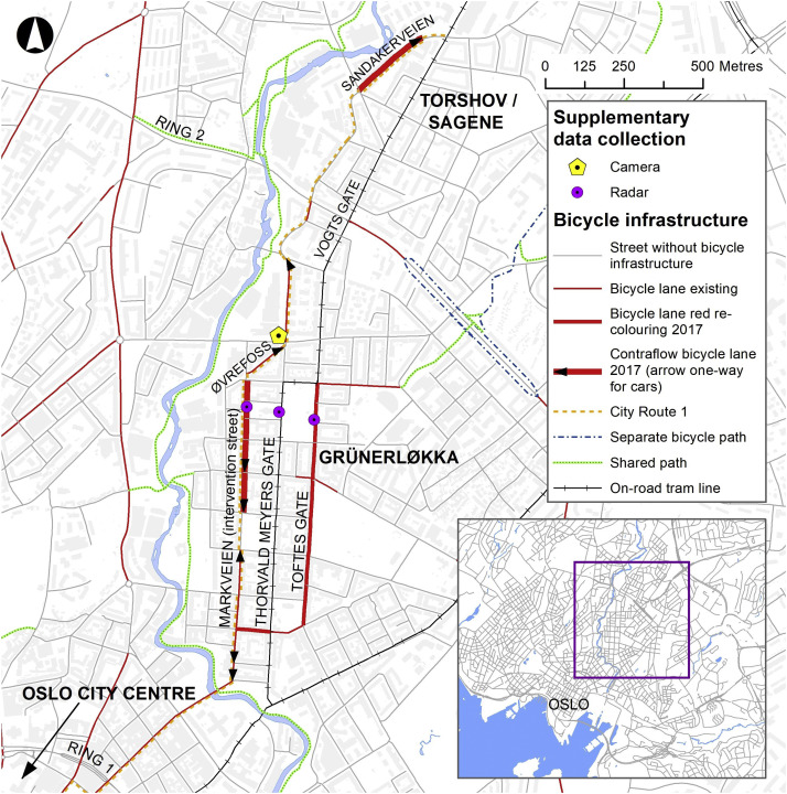 Does new bicycle infrastructure result in new or rerouted
