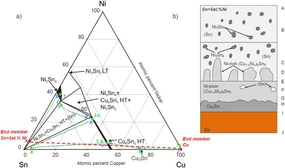 Microstructure And Chemical Characterization Of The Intermetallic