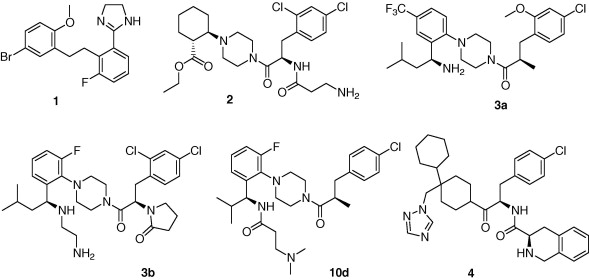 Pharmacological and pharmacokinetic characterization of 2