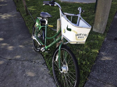 Free-floating bike sharing: Solving real-life large-scale