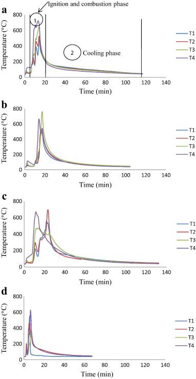 Determination of processes suitable for cotton stalk carbonization