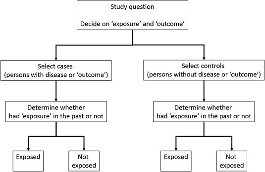 how to plan a good case control study sciencedirect  high res image 228kb
