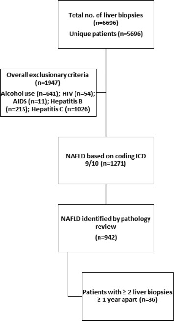 Natural History of Non-Alcoholic Fatty Liver Disease: A