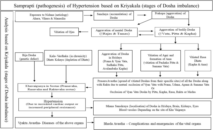 Understanding hypertension in the light of Ayurveda - ScienceDirect