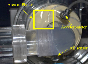 Experimental analysis of cavitation in a centrifugal pump