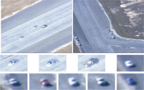 Moving object detection in aerial video based on spatiotemporal