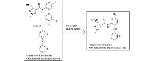 Synthesis and biological evaluation of novel pyrazole