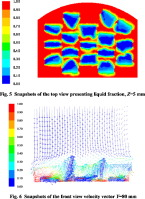 CFD gas–liquid simulation of oriented valve tray - ScienceDirect