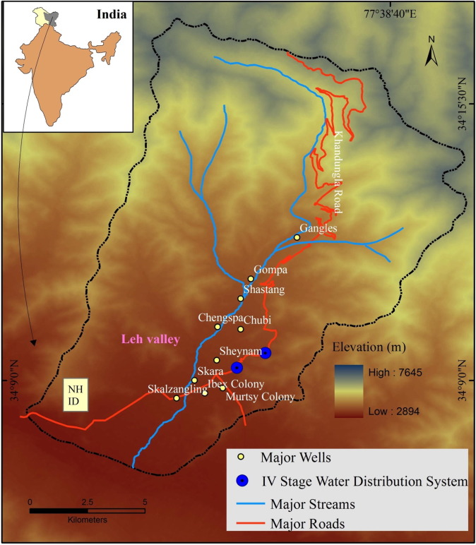Frequency Ratio Model For Groundwater Potential Mapping And Its - Groundwater prospect map of egypt's qena valley